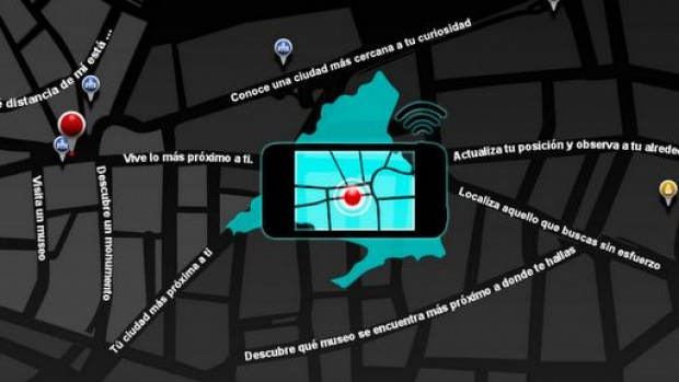 Proximity Madrid for iOS