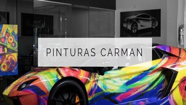 Pinturas CARMAN – Distribuidor de Pinturas y Anexos