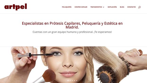 SEO – ARTPEL Especialistas en prótesis capilares en Madrid