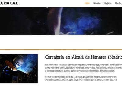 CERRAJERIA CAC – Cerrajeria en Alcalá de Henares