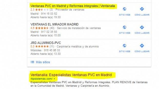 Ventanas PVC en Madrid – VENTANALIA