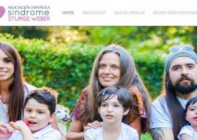 Nueva WEB de la Asociación Española Síndrome de Sturge Weber