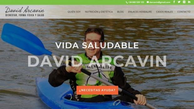 Vida Saludable: Bienestar, Forma Física y Salud | David Arcavin