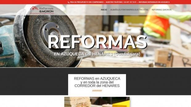 Reformas en Azuqueca de Henares y alrededores – GMORON