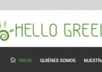SEO – HELLO GREEN – Tienda Online de Cosmética Ecológica Certificada