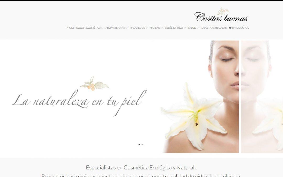 CositasBuenas – Especialistas en Cosmética Ecológica y Natural