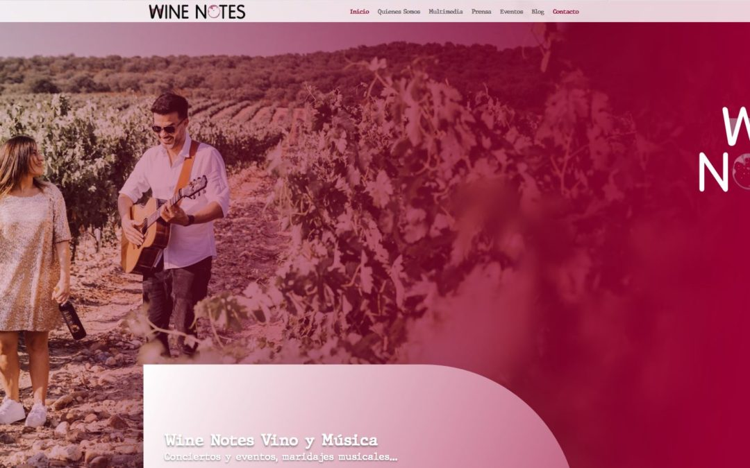 Wine Notes – Conciertos y Catas Musicales