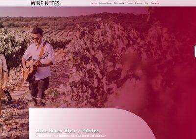 Wine Notes – Conciertos y Catas Musicales