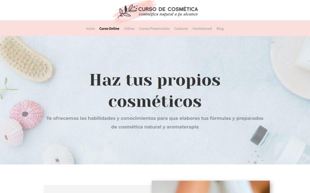 Curso de Cosmética – Haz tus propios cosméticos