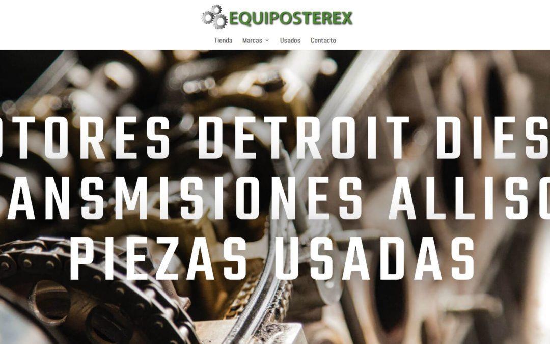 Equipos Terex – Motores – Transmisiones – Piezas Usadas