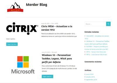 Mordor Blog – Tecnología bien explicada
