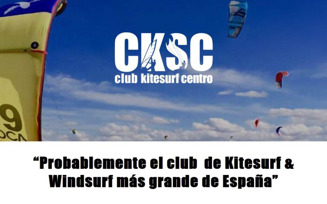 CKCS – Club KiteSurf Centro