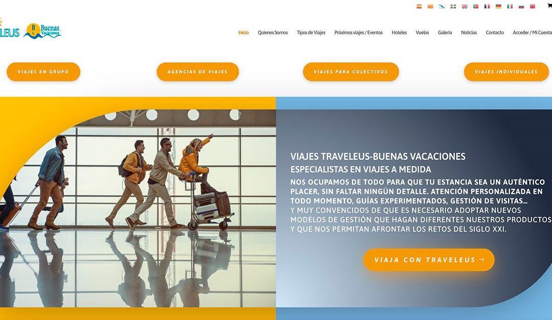 VIAJES TRAVELEUS-Buenas Vacaciones