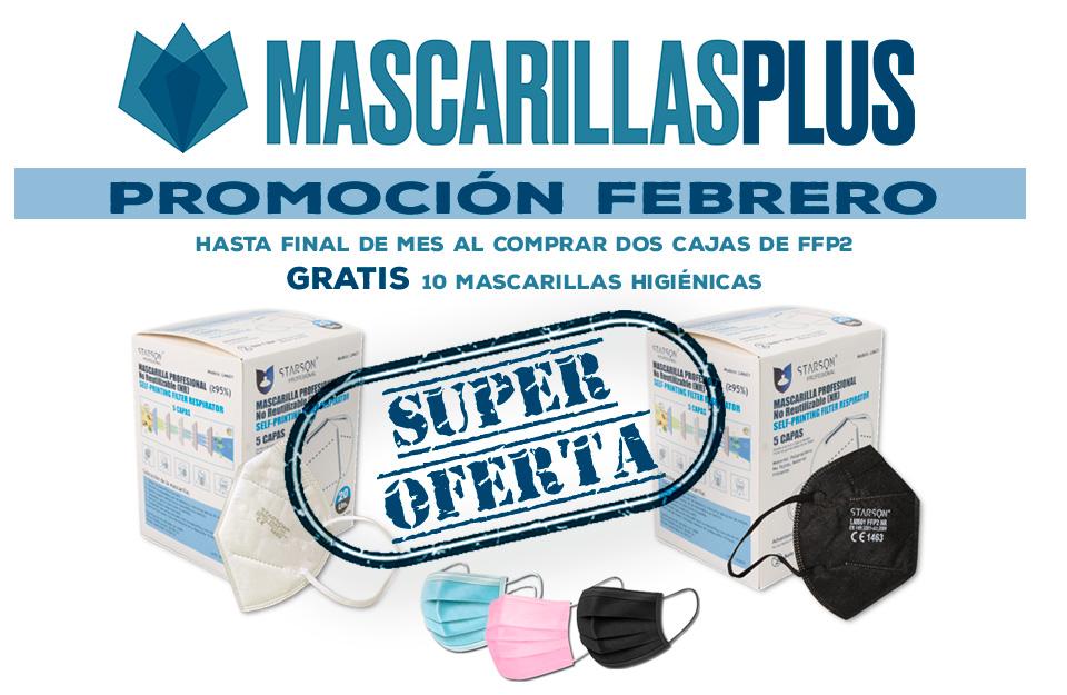 MascarillasPlus – La tienda de las mascarillas