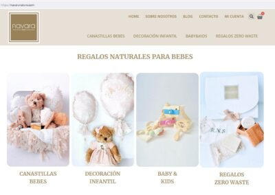 Regalos Naturales para Bebés – Navara Nature
