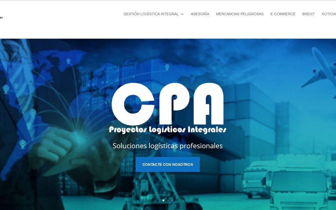 CPA Logística – Proyectos logísticos integrales
