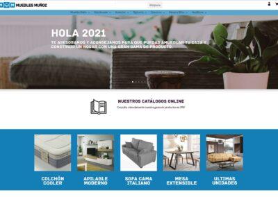 Muebles Muñoz – Muebles de diseño y calidad